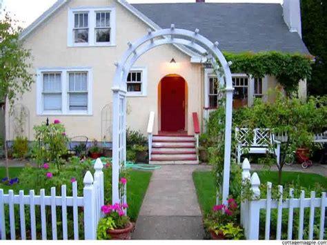 garden picket fence ideas small home picket fence for garden ideas