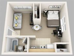 studio floor plan le plan appartement d un studio 50 id 233 es originales