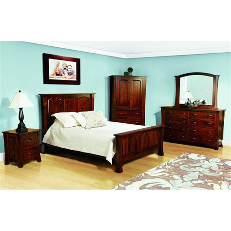 amish furniture bedroom sets woodbury collection bedroom set amish crafted furniture
