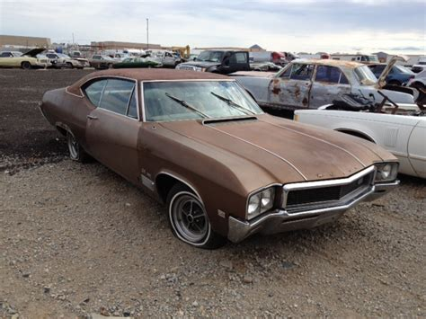 1968 buick skylark 68bu d desert valley auto parts