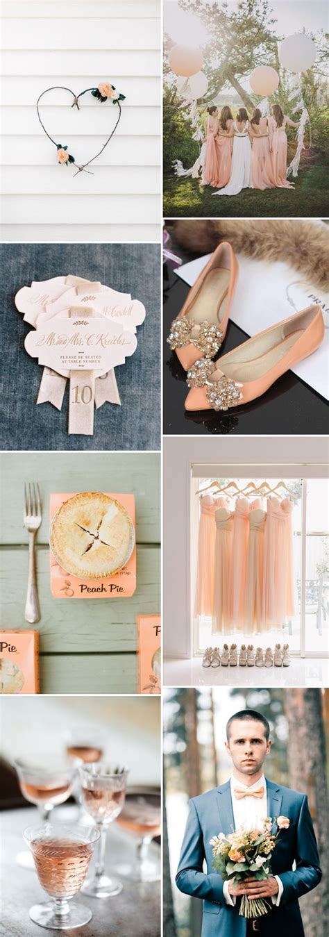 25  best Peach wedding cakes ideas on Pinterest   Ivory