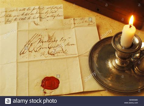 Wax Seal Sts C letter seal stock photos letter seal stock images alamy