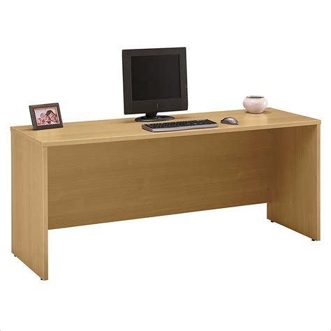 Computer Credenza Desk Martin Furniture Contemporary Computer Credenza In Medium Oak