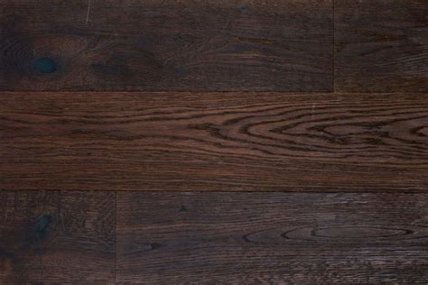 Burnt Ground Fired Oak Engineered Wood Flooring