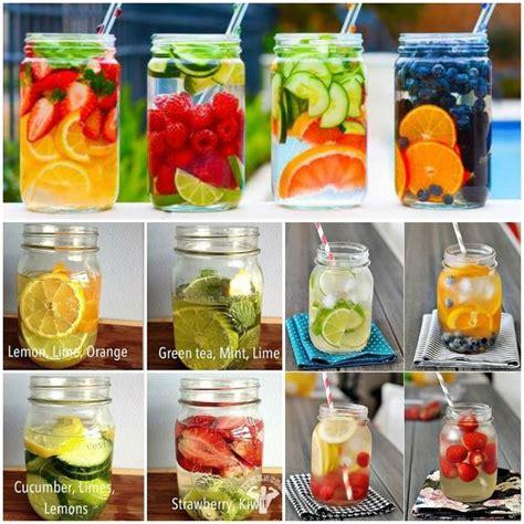 Dieta Detox by Ricette Acqua Detox Aromatizzata Infusi Frutta Verdura