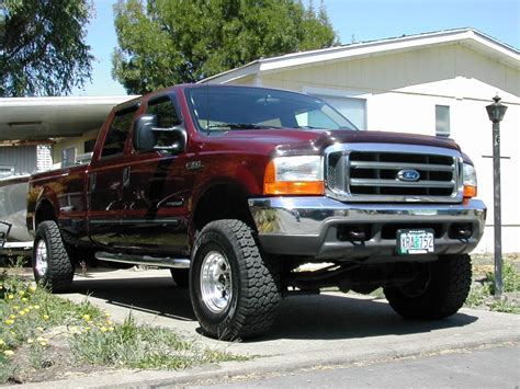 99 Ford F250 by 1999 Ford F 250 Duty Information And Photos