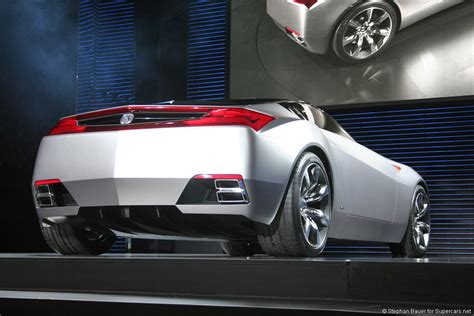 2007 acura advanced sports car concept gallery