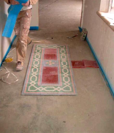 decori pavimenti pavimenti in graniglie o marmette pavimenti a roma