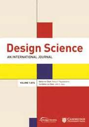 design scientific journal design science cambridge core