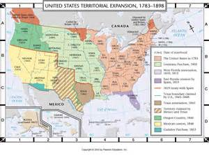 atlas map us territorial expansion 1783 1898