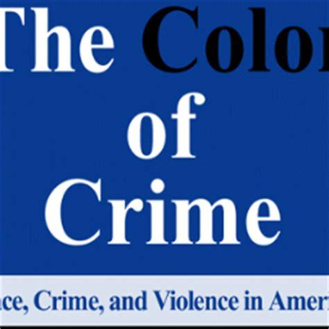 the color of crime the color of crime thecolorofcrime