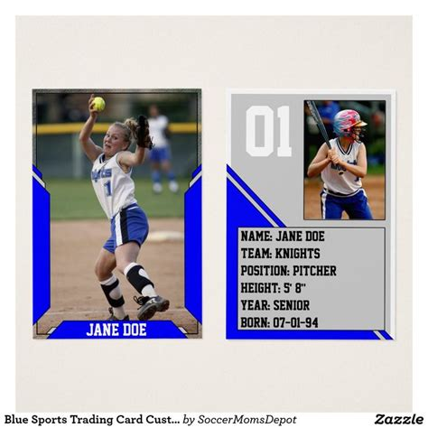 make your own sports trading cards 16 best custom sports trading cards images on