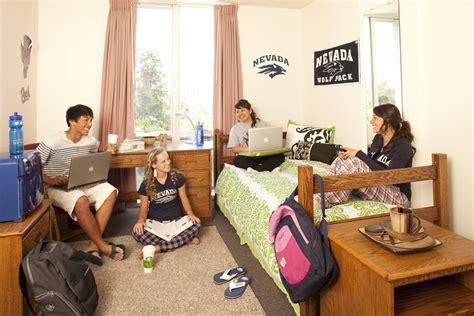unr housing sierra hall housing university of nevada reno