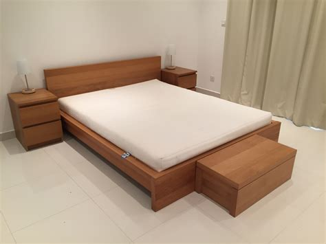Ikea Malm Bed Set Ikea Bedroom Set Malm Mums In Bahrain