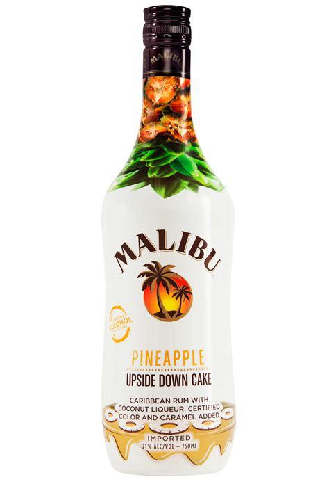 Malibu Introduces Pineapple Upside Down Cake   BevNET.com