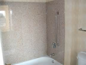 tub surround shower panels bath granite shower panels
