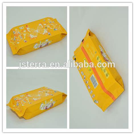 Baby And Wipes 60pcs 3pack oem odm disposable 60pcs skincare aloe vitamin e
