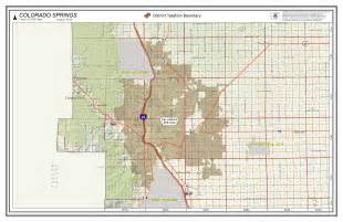 colorado springs map waldo map expands as colorado wildfires spread