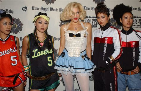 gwen stefani harajuku girls everything harajuku lovers pictures gwen stefani and the