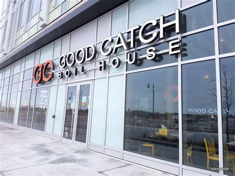 boil house media event at good catch boil house stenoodie