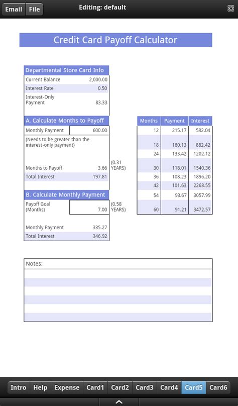 how is credit card interest calculated how are rates