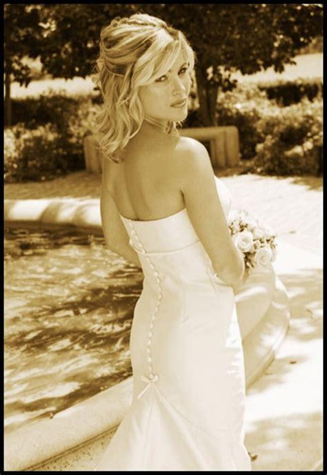 Wedding Hair Shoulder Length by Wedding Bridal Hairstyles