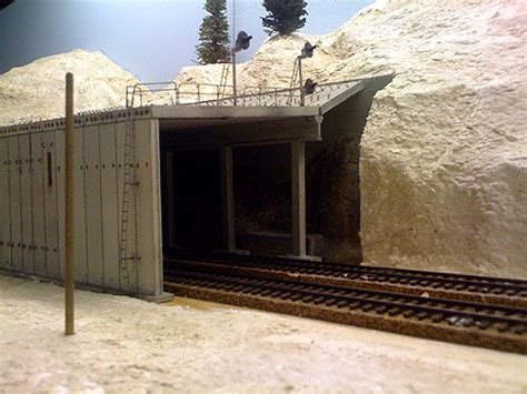 kenley signal box is an entrant for shed of the year 2012 layout dynamics donner summit ho scale layout
