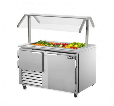 table top refrigerated salad bar leader bt48 refrigerated salad bar buffet table with