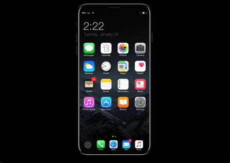 iphone ios 8 layout ios 11 gm leak reveals iphone 8 design and new features