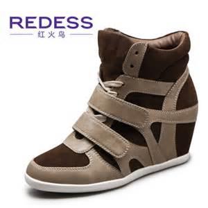 high heel sneakers shoes