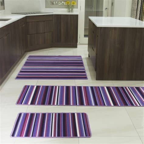 Purple Kitchen Rugs by Fresh Purple Washable Kitchen Rugs Non Skid Pic 82 Rugs