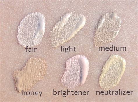 Maybelline Age Rewid Light Pale maybelline instant age rewind color swatches make up