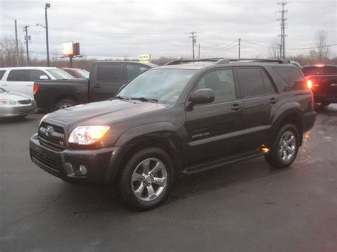used toyota 4runner limited toyota 4runner limited 2008 used for sale