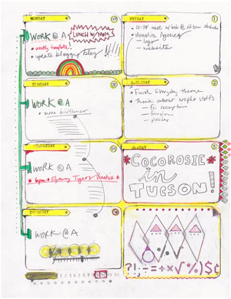 diy day planner templates weekly planner