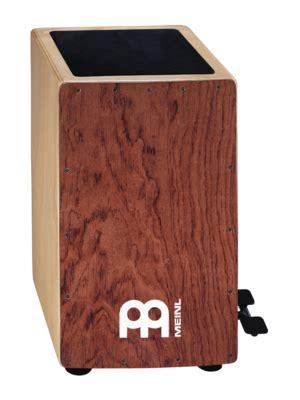 cajon foot pedal meinl ergo shaped pedal cajon with foot pedal bubinga