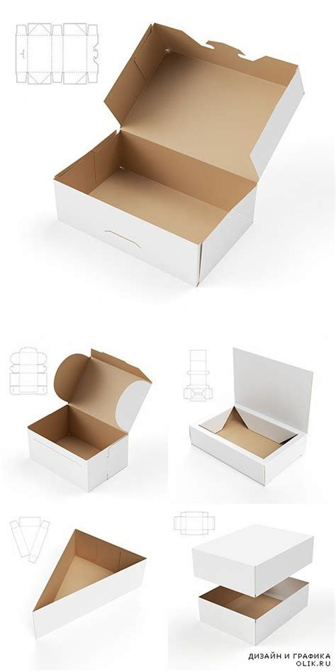 How To Make A Package Out Of Paper - 25 best ideas about gift box templates on