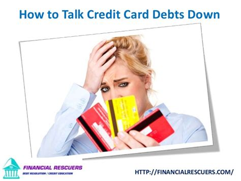 how to make a talking card how to talk credit card debts