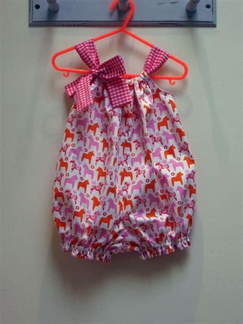 sewing pattern romper very east to sew pattern pretty baby romper bebe