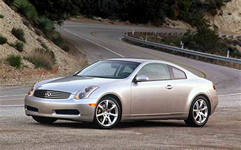 2001 infiniti g35 coupe from the infiniti g coupe to the 2018 q60