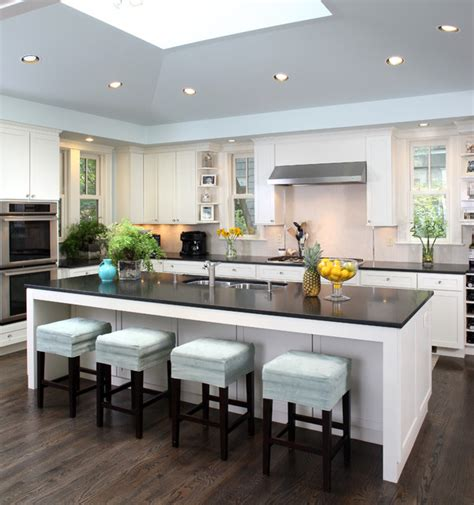 houzz kitchen island ideas kitchen view transitional kitchen dc metro by