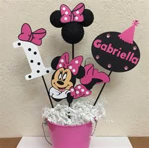 minnie mouse centerpiece decorations minnie mouse birthday centerpiece decorations