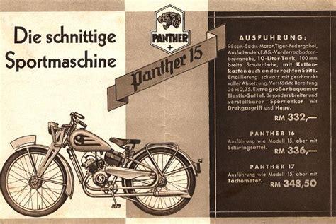 Sachs Panther Motorrad by Panther Motorrad Forum Der Hercules Ig E V