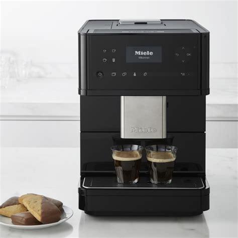 Miele Countertop Coffee Machine by Miele Cm6150 Countertop Coffee Machine Williams Sonoma