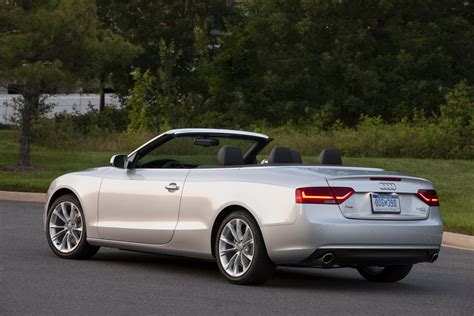 Audi A5 Top Speed 2014 audi a5 convertible review top speed