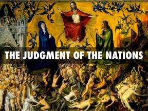 The Judgment the judgment of the nations by s gu