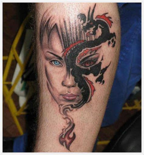 assassin girl tattoo 80 fashionable and wonderful leg tattoos and designs