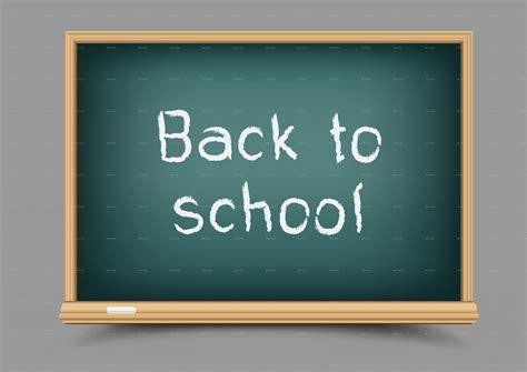 school empty blackboard  romvo graphicriver