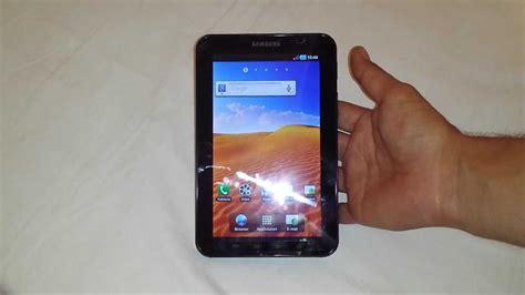 Samsung Tab P1000 Terbaru samsung galaxy tab gt p1000 istruzioni per ripristino
