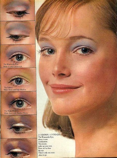 makeup for women in their 70s tutorial 70 s eye makeup styles mugeek vidalondon