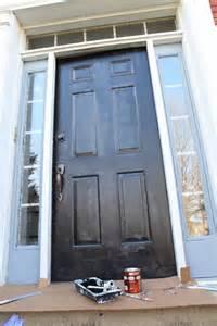 exterior metal door paint how to paint a metal exterior door my colortopia